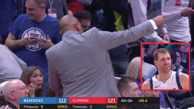 Doc Rivers Called A Timeout To Personally Give A Touching