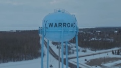 Warroad Water Tower