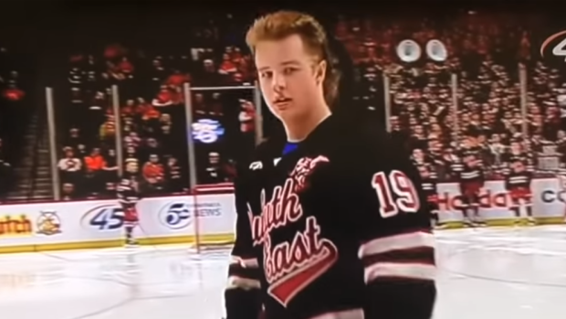 """T Style Hair Salon Minneapolis: This Year's """"All Hockey Hair Team"""" Video From The"""