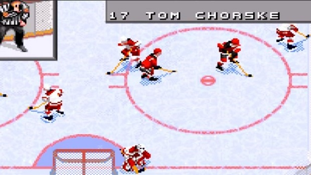 The Video Shows The Incredible Evolution Of The Nhl Video Game