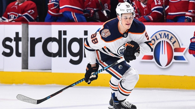 outlet store sale e24fd 6403a Jesse Puljujarvi speaks out on future with Oilers - Article ...