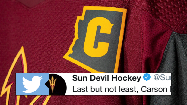 feb2d653b The sons of 3 former NHL stars have committed to playing for Arizona ...