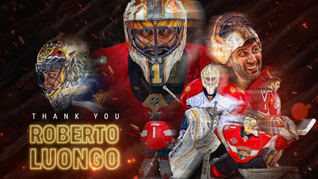 Roberto Luongo Detailed His Retirement From The Nhl In A Classy