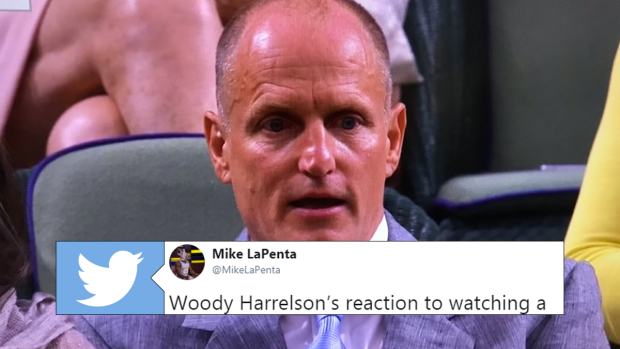 Woody Harrelson Goes Viral On Twitter After Several Funny