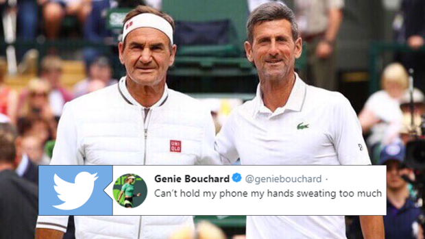 The Sports World Reacts To An Incredible Wimbledon Final Between Federer And Djokovic Article Bardown