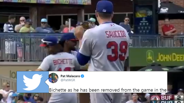 Bo Bichette Call Up