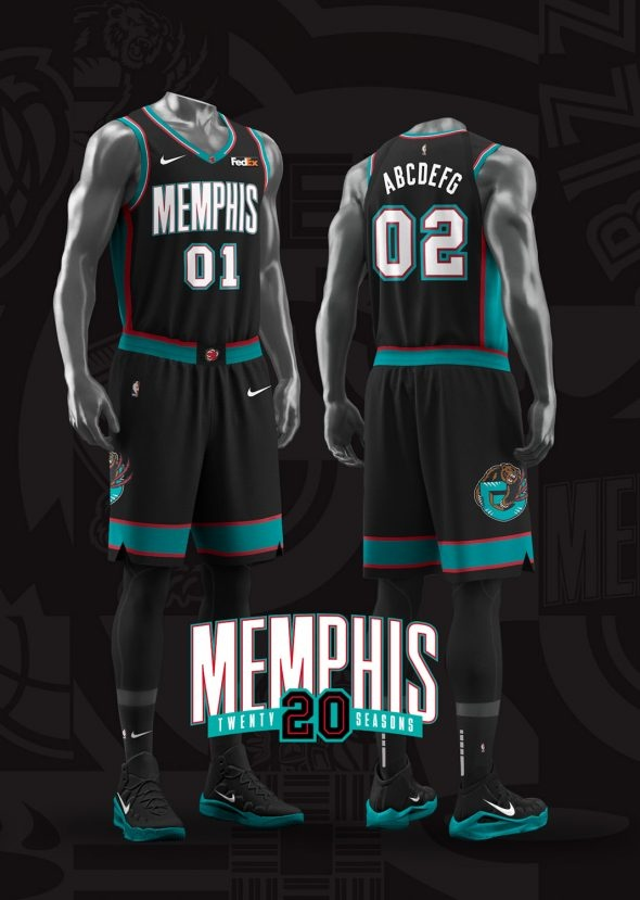 Grizzlies are bringing back logo