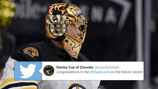 This Tuukka Rask Stat May Make Leafs Fans Really Really Sad Article Bardown