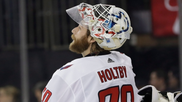 Braden Holtby Announces Auction To Benefit Black Lives Matter In Dc Article Bardown