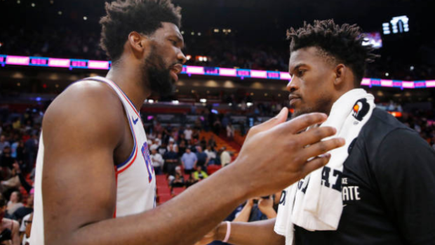 Jimmy Butler Gives His Candid Thoughts About Watching Kawhi Leonard S Game 7 Shot Article Bardown