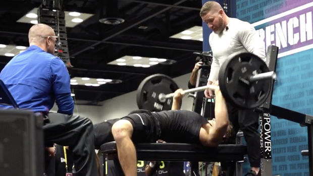 Punter Michael Turk Shocks Everyone At The Nfl Combine Completing