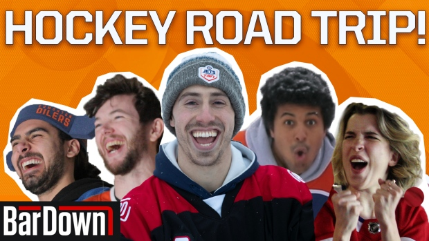 Bardown Hockey Road Trip
