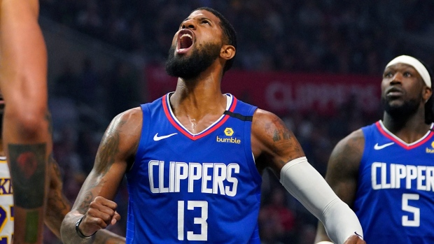 Paul George narrates powerful Clippers video on current events ...