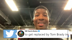 Jameis Winston discusses getting replaced by Tom Brady while on FOX News