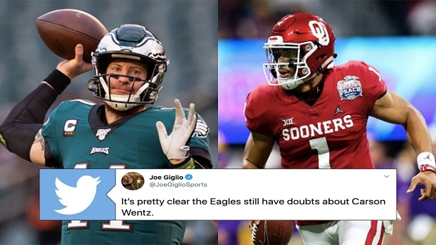 Eagles Fans Are Confused By Their Team S Decision To Draft