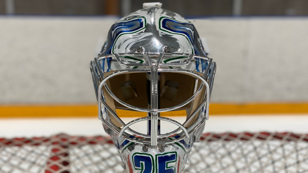 Jacob Markstrom S New Mask Is A Beauty Article Bardown