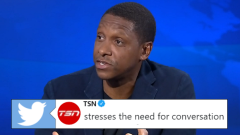 Masai Ujiri urges leaders to speak out amid protests across North America.