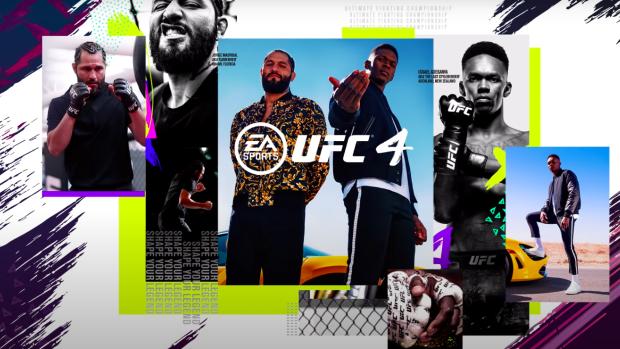 EA's UFC 4 drops its trailer with Jorge Masvidal and Israel Adesanya as  cover athletes - Article - Bardown