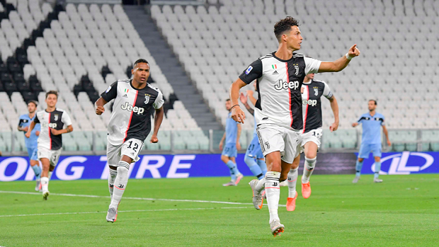 Cristiano Ronaldo Made Soccer History In Juventus Win Over Lazio Article Bardown