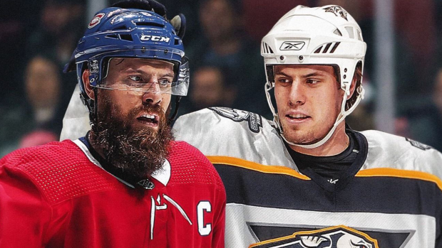 These Images Of Nhl Players In Their First Playoffs Versus Now Are Amazing Article Bardown