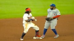 Ronald Acuna Jr. and Vladimir Guerrero Jr.