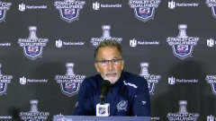 Tortorella post-game Game 2