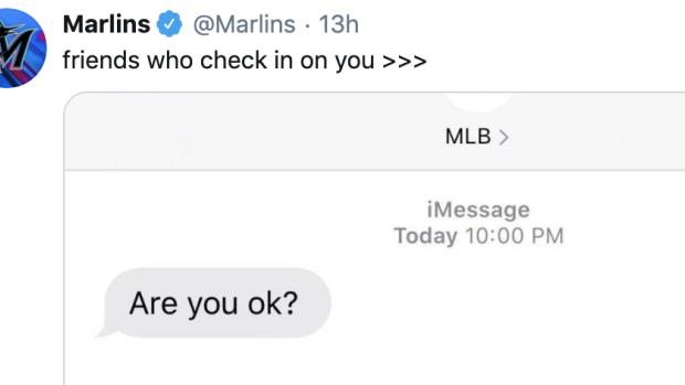 The Marlins Summed Up Their 29 9 Loss With A Series Of Perfect Memes And Tweets Article Bardown The oh to be meme is the funniest and most wholesome thing i've seen this hellish sorority video is now a hilarious twitter meme and will probably be a horror movie pretty. the marlins summed up their 29 9 loss