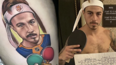 Jean-Gabriel Pageau tattoo