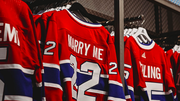 This Proposal Is A Habs Fan S Dream Article Bardown