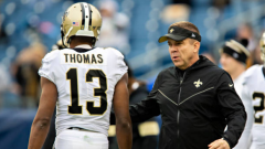 Michael Thomas, Sean Payton