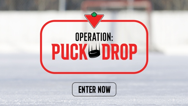 Operation Puck Drop