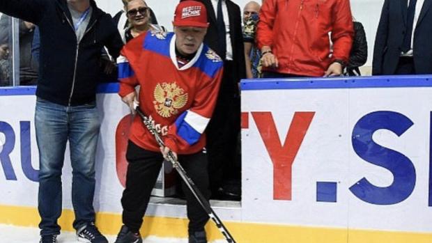 Diego Maradona KHL Pietari