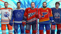 NHL 21 Reverse Retros