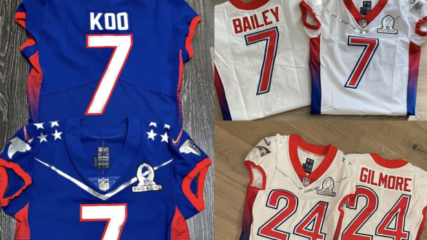 Jersey's are arriving at players homes for the Madden NFL 21 Pro ...