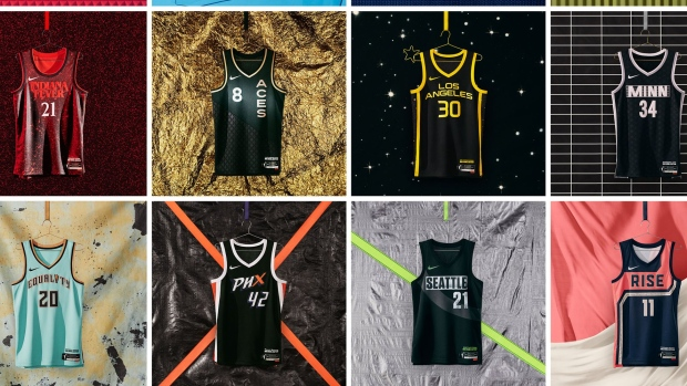 The WNBA unveiled its incredible new jerseys, so we ranked them ...