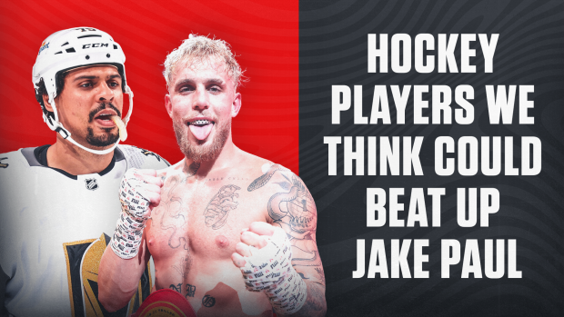 Hockey players we think could beat up Jake Paul
