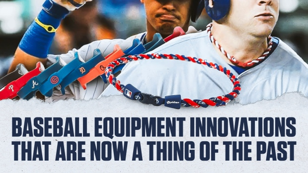 Baseball equipment innovations that are now a thing of the past