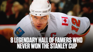 8 legendary Hall of Famers who never won the Stanley Cup