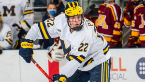 Four of the top five NHL draft picks were from the Michigan Wolverines