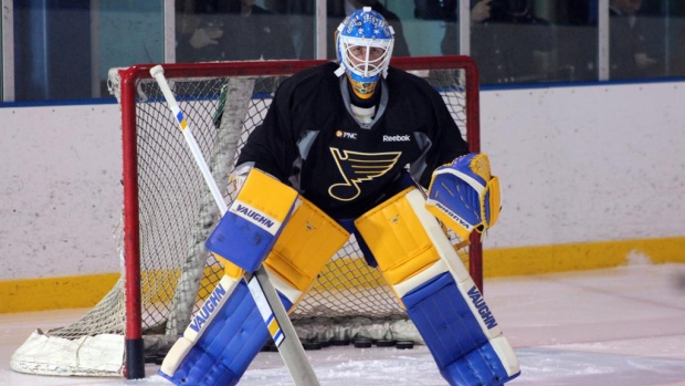 Jake Allen S Vintage Style Winter Classic Gear Is Awesome Article