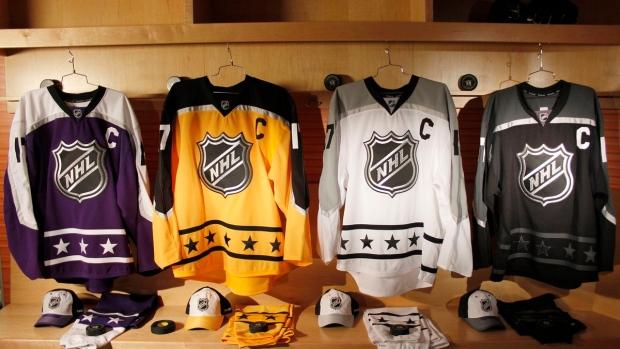 b7c5e891e The NHL All-Star Game jerseys are here. BarDown Staff. (NHL.com)