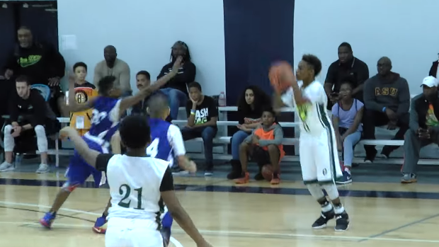 f0d8b3a4c108b LeBron James Jr. s latest highlight tape has his dad raving about ...