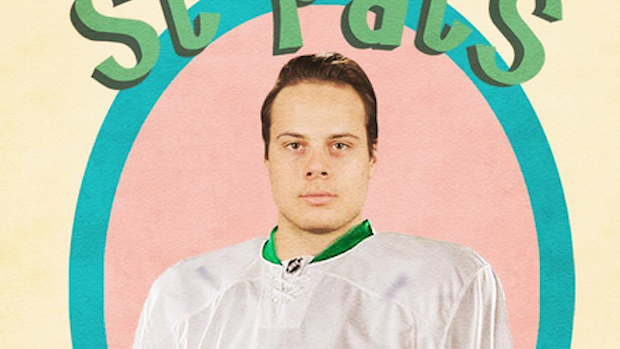 Some of the best St. Patrick s Day themed hockey jerseys - Article - Bardown 0f0c9ac8204