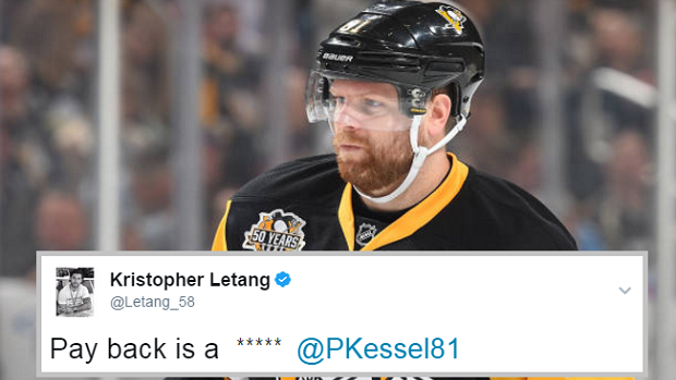 Penguins prank Phil Kessel by building a personalized shrine to ...