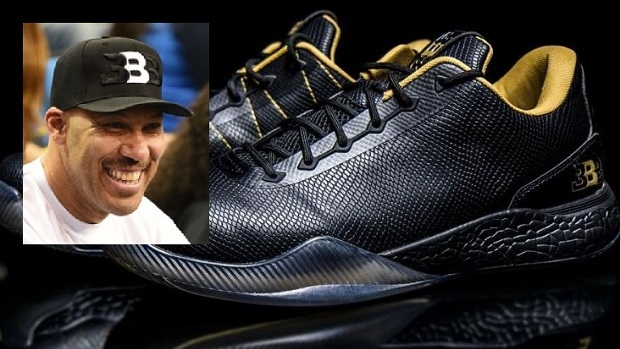 Big Baller Brand unveils Lonzo Ball\u0027s first signature shoes