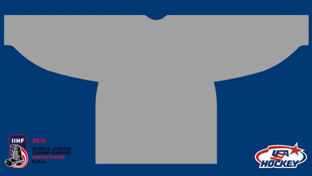 best service 8bdfa 4cf15 USA's new World Junior outdoor jersey looks like a Buffalo ...