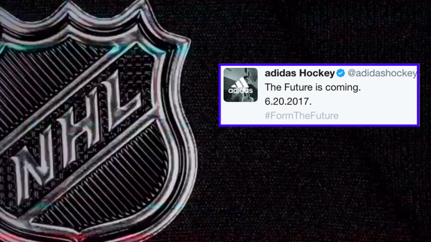 9d4453b6 Adidas gives hockey fans a glimpse of four details of new NHL jerseys -  Article - Bardown