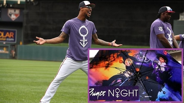 Minnesota Twins Prince Night