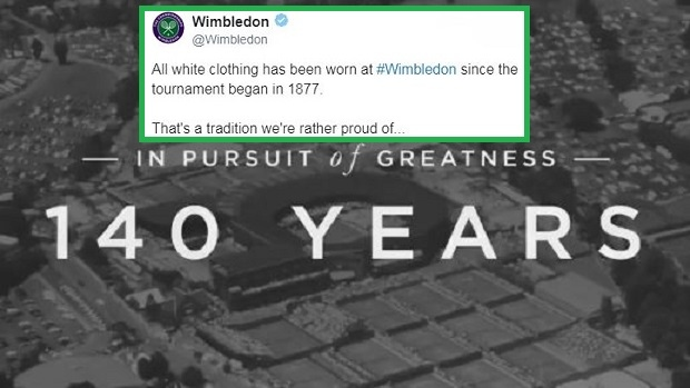 Image result for wimbledon all white
