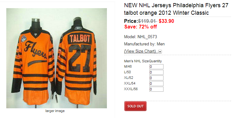 65dbb511aed 5 bizarre and fake NHL designs showing up on knock-off jersey ...